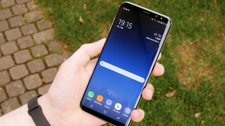 Samsung Galaxy S8+ Fazit