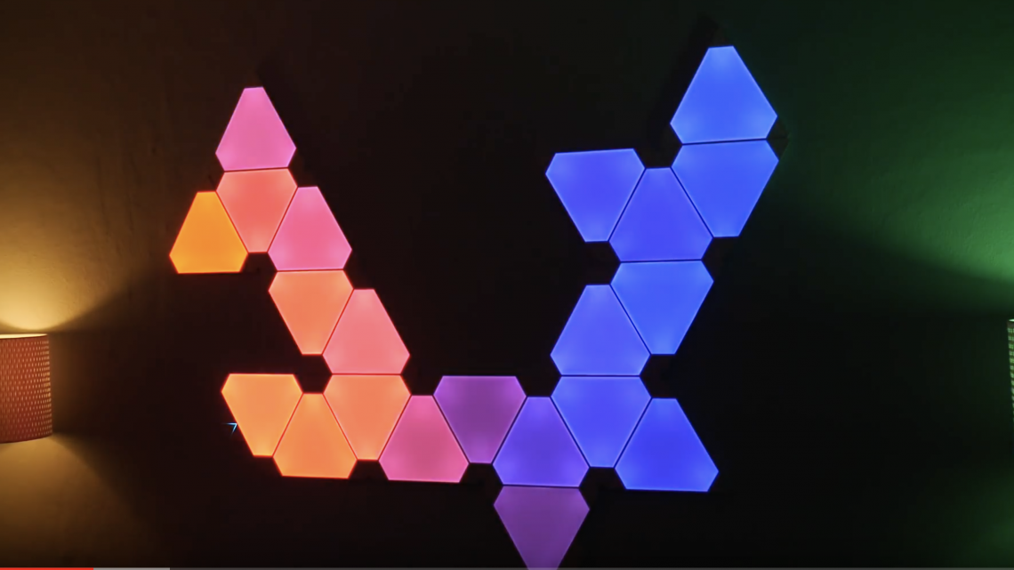 Nanoleaf Aurora Review