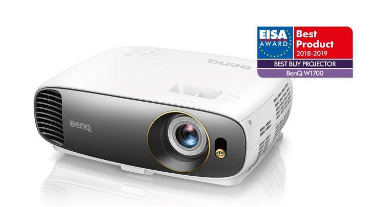 BenQ W1700 erhält EISA Best Buy Projector 2018/2019 Award