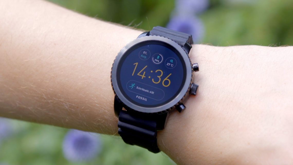 Fossil Q Explorist – Review