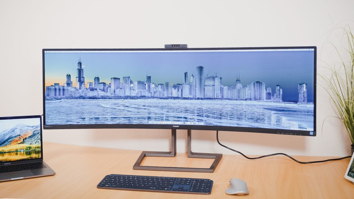 Ultimativer 49″ Monitor – Philips 499P9H
